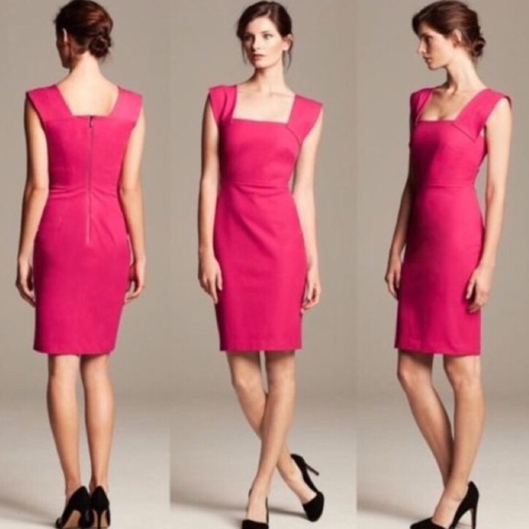 Banana Republic Dresses & Skirts - Roland Mouret Banana Republic Sheath Dress